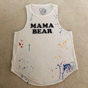 """Chaser """"Mama Bear"""" tank"""